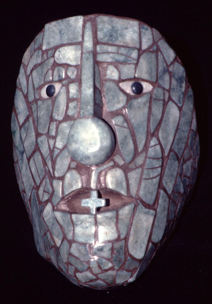 Les rois mayas portaient presque tous des masques mortuaires réalisés en jade.
