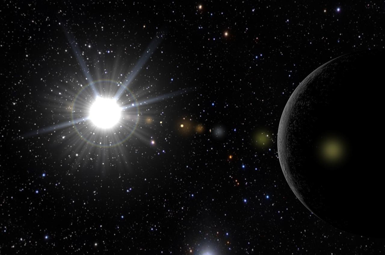 Mercure passera lundi devant le soleil et ne le refera qu'en 2032