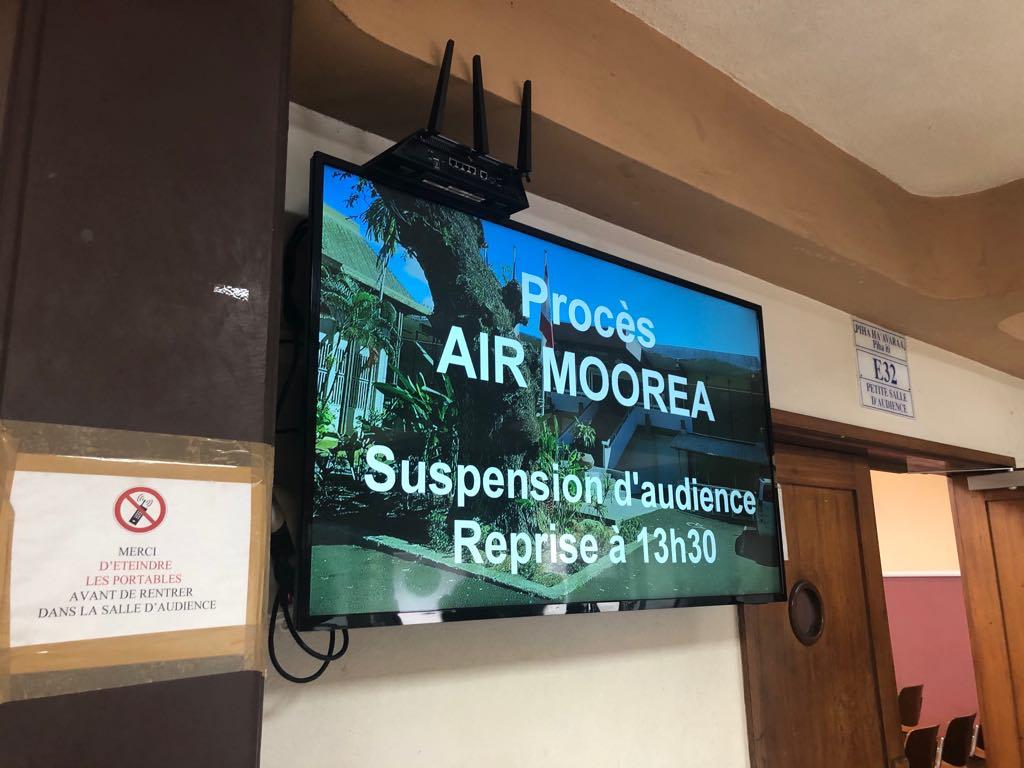 Crash d'Air Moorea : les prévenus réaffirment leur innocence