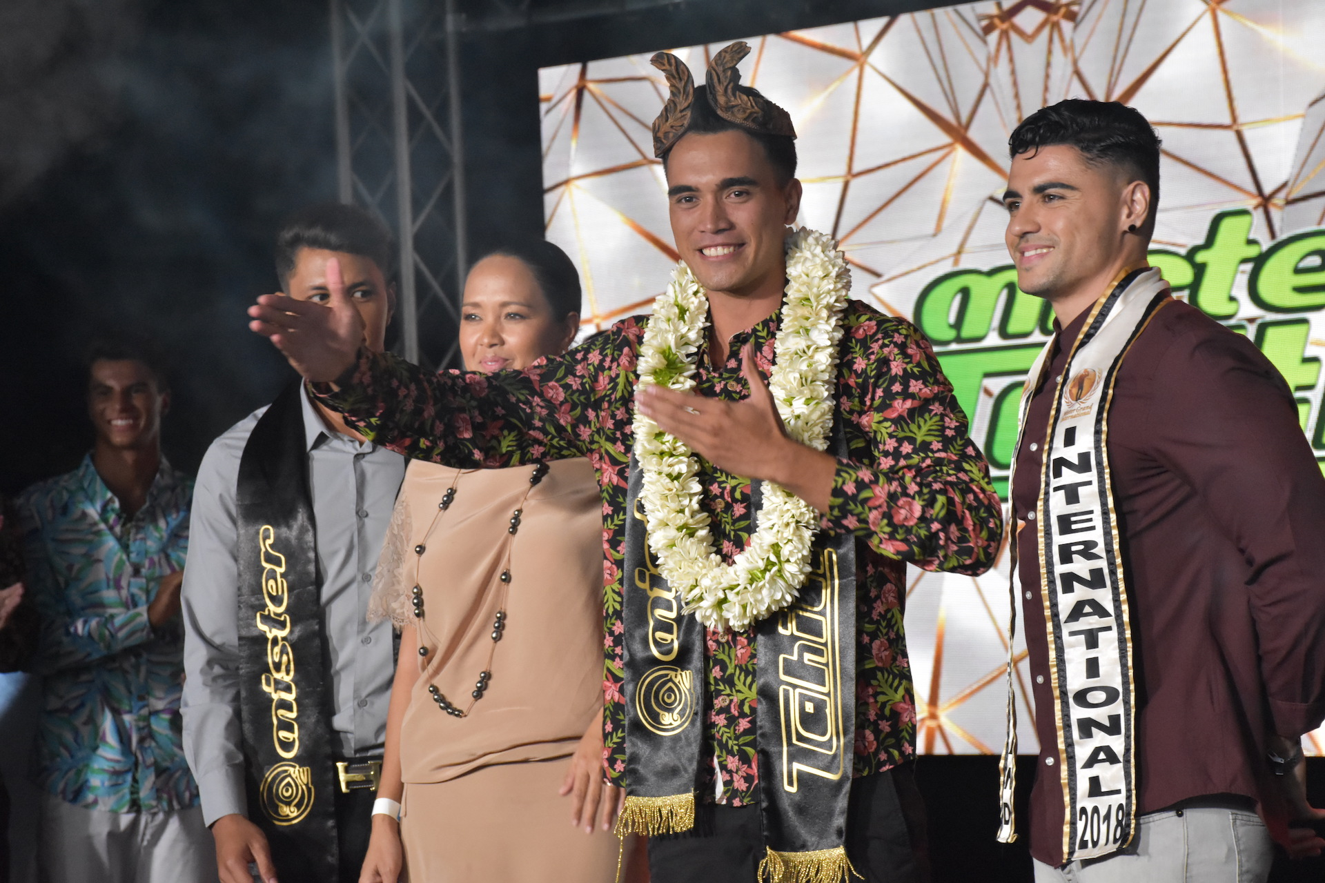 Tehau Matikaua s'envolera en janvier prochain pour l'Hexagone où il participera à l'élection de Mister France 2020.