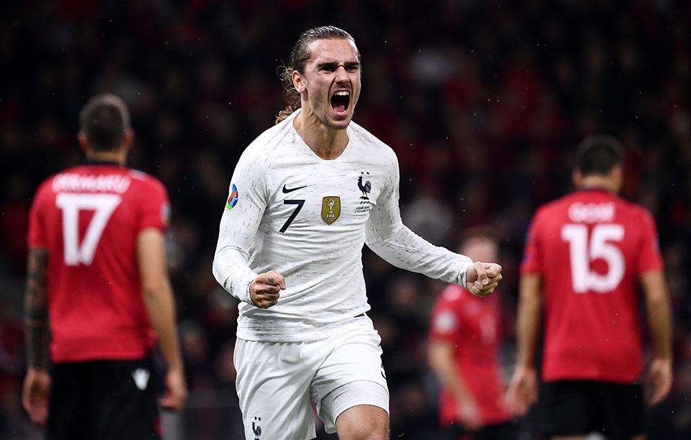 Euro-2020: les Bleus s'offrent la 1re place, le Portugal au rendez-vous