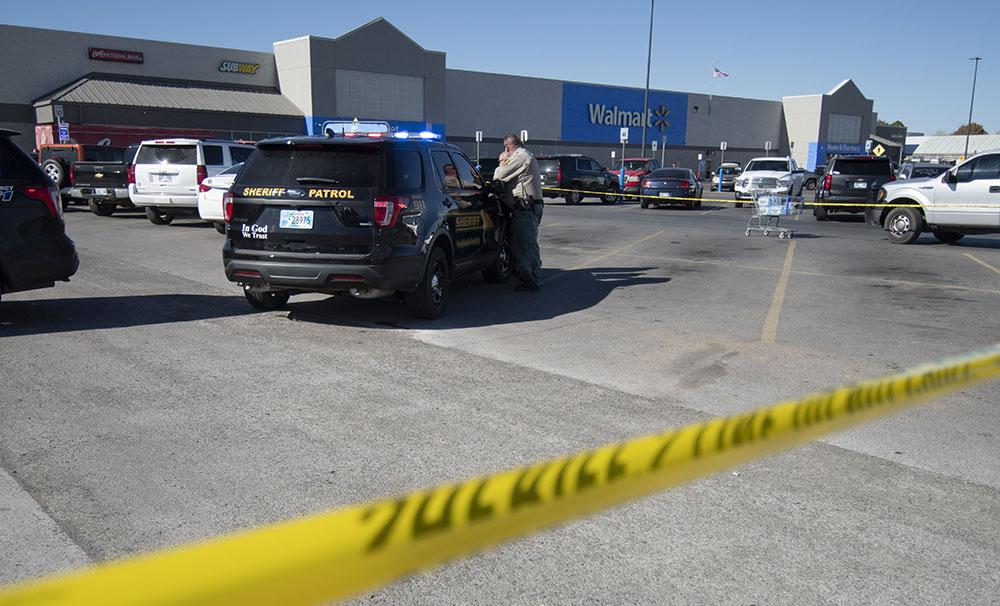 Fusillade dans un supermarché de l'Oklahoma: trois morts, dont le tireur