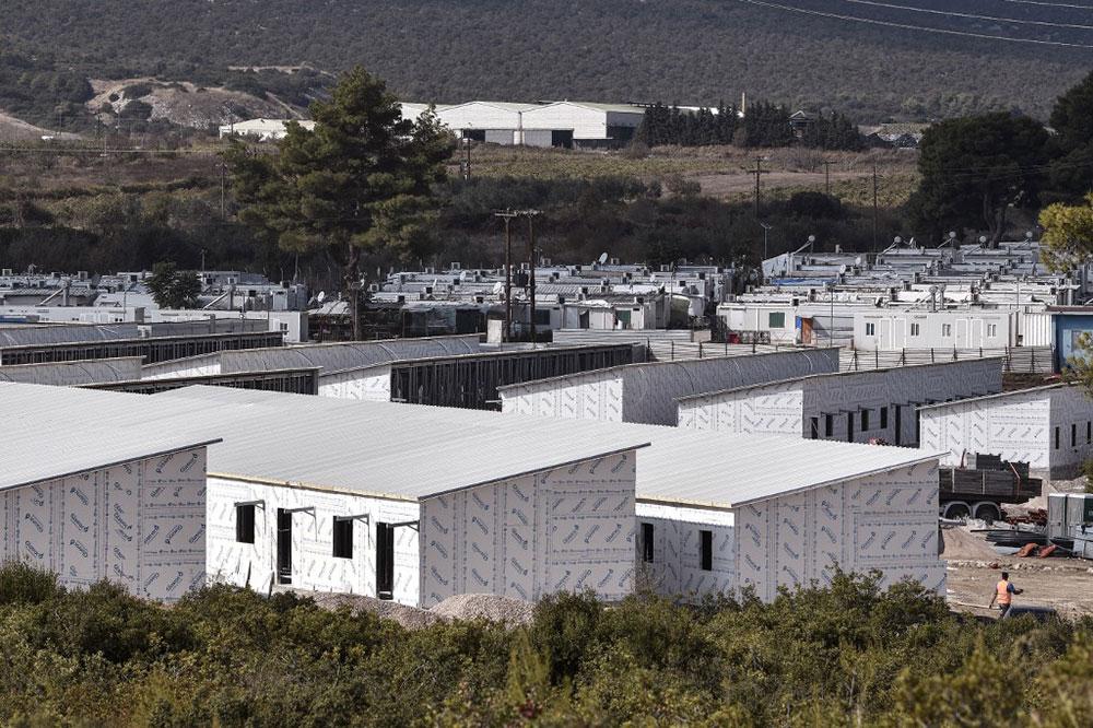 Athènes annonce une vaste refonte de ses camps de migrants