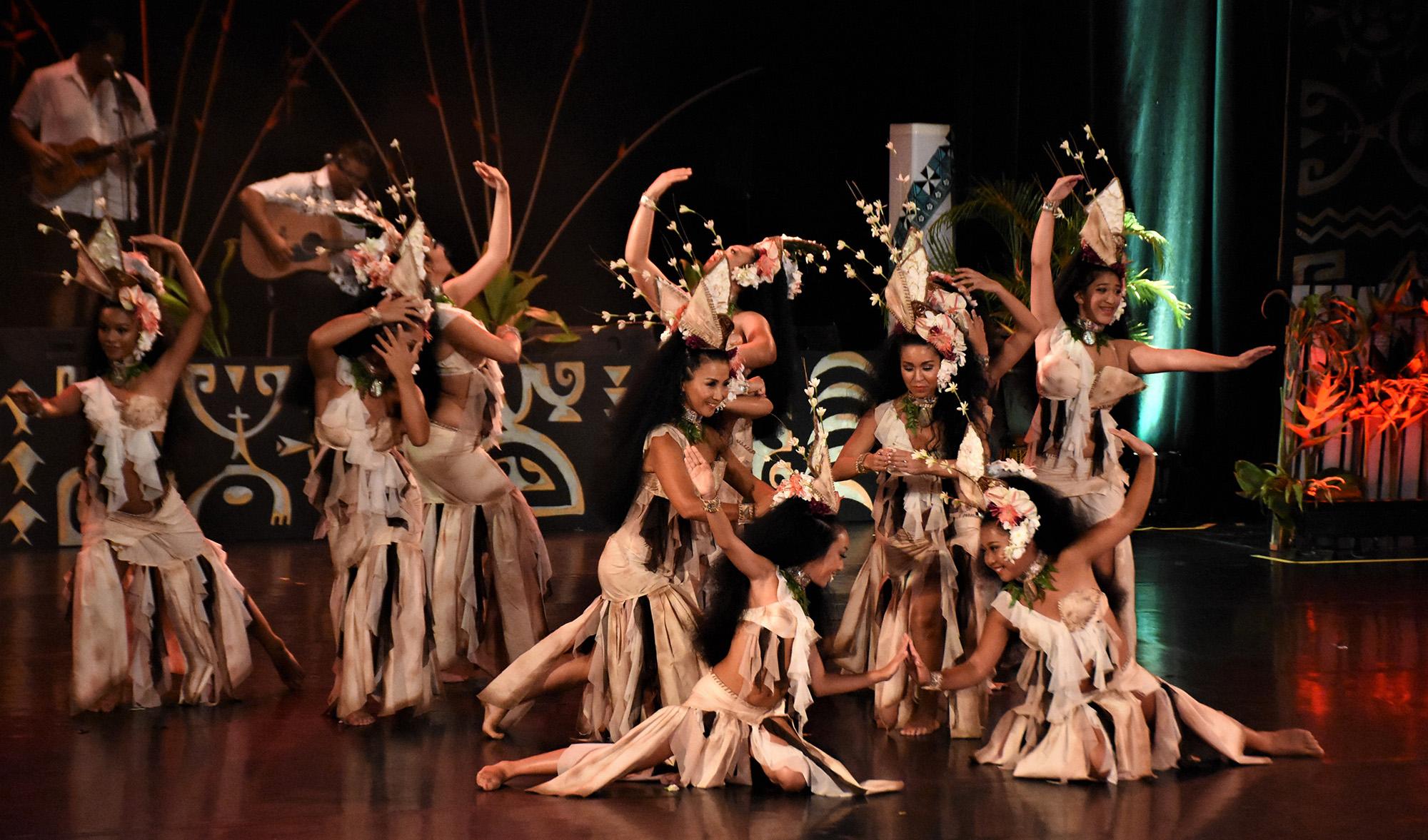 Te Rahiti Nui de San Diego est reparti avec le 2e prix.