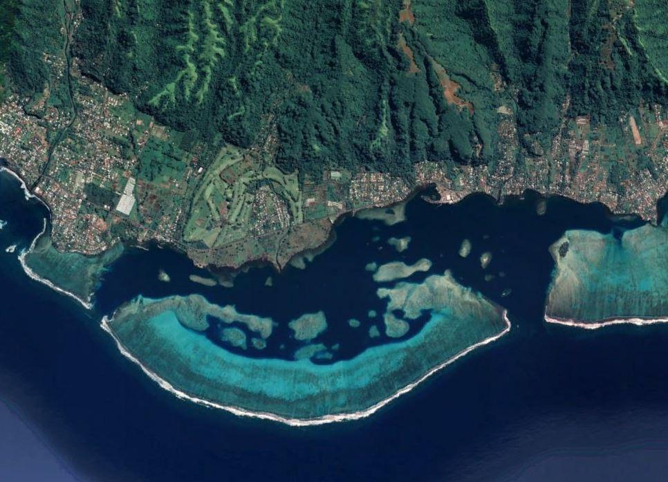 Projet de Rahui sur 1042 ha de lagon à Atimaono