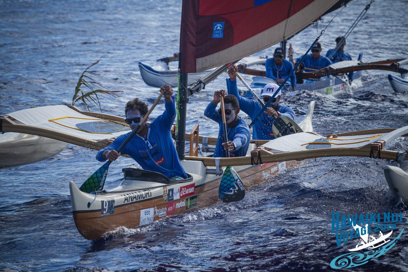 Le team Moana Explorer devient champion du monde de Holopuni