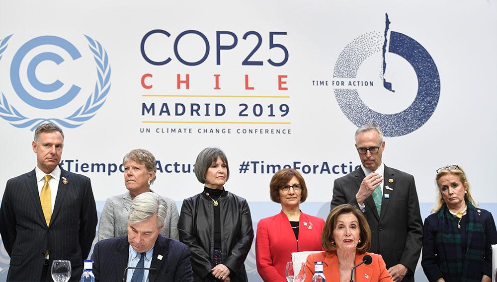 Climat: plaidoyers vibrants pour l'action à la COP25