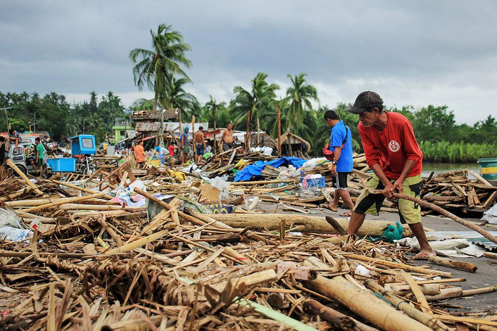Philippines: le bilan du typhon Kammuri grimpe à quatre morts