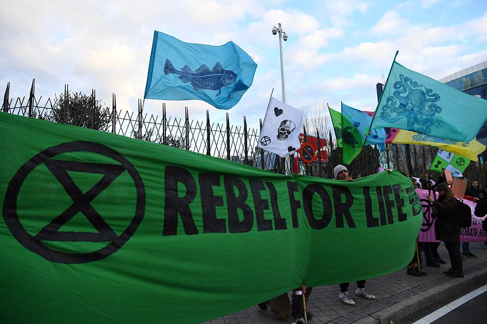 """""""Nous méritons un avenir"""", crient des jeunes du monde entier à la COP25"""