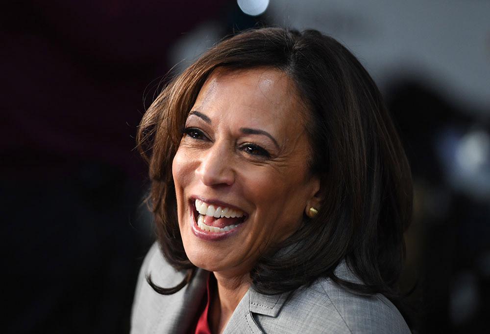 "Symbole du ""rêve américain"", la sénatrice Kamala Harris abandonne la primaire démocrate"