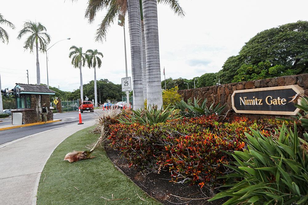USA: un marin tue 2 personnes sur la base de Pearl Harbor et se suicide