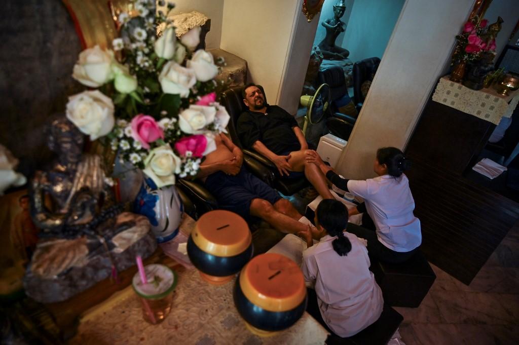 Le Nuad, l'art millénaire du massage thaï, candidat à l'Unesco