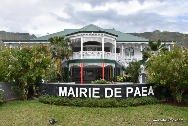 Graffe veut faire le ménage à Paea