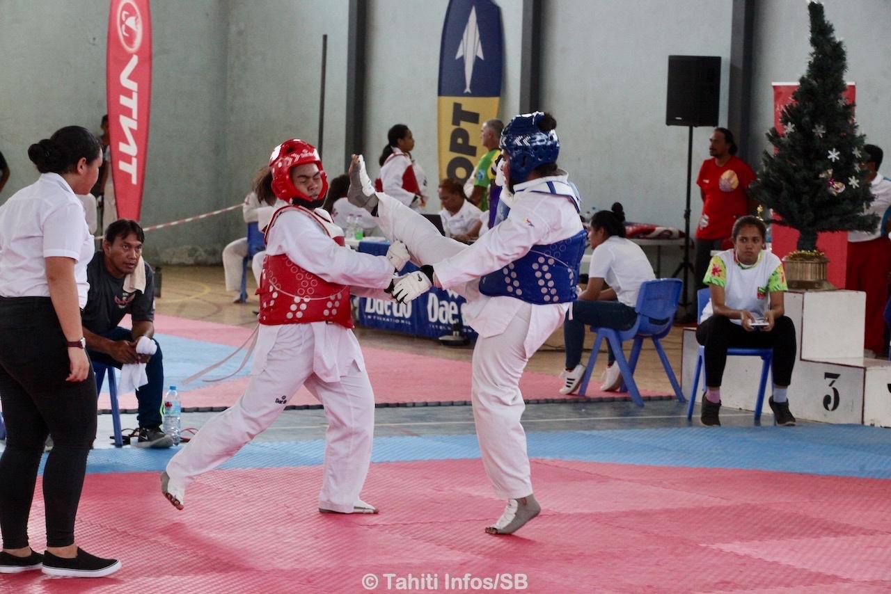 Les catégories pupille, benjamin, cadet et junior étaient représentées