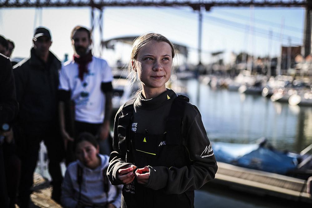 La jeune militante du climat Greta Thunberg personnalité de l'année du magazine Time
