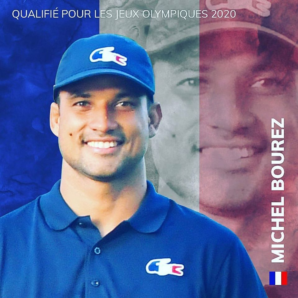 Une victoire de série qui permet à Michel Bourez de se qualifier pour les Jeux Olympiques