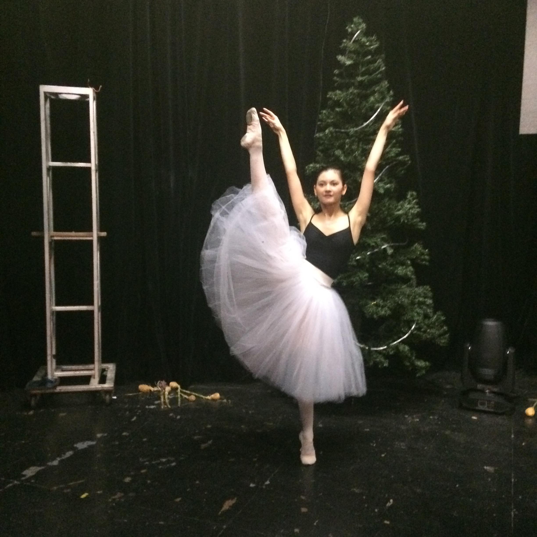 La magie de Noël vue par le centre de danse André Tschan