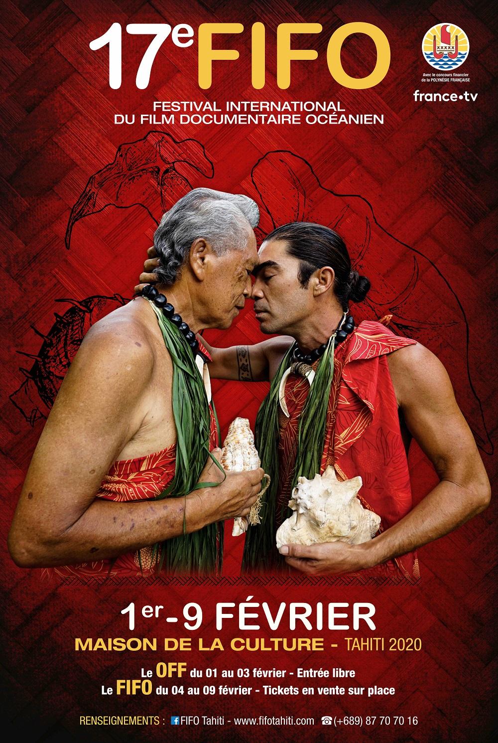 Sept films made in fenua pour le 17ème FIFO