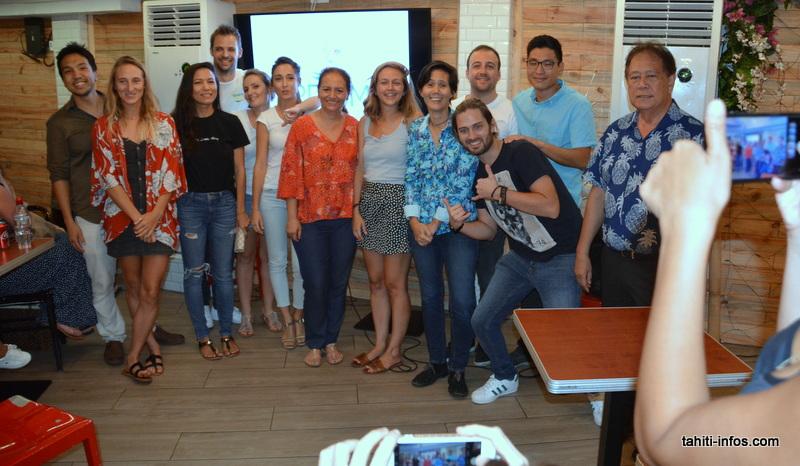 La quatrième promotion du PRISM a été présenté au public mercredi dernier lors du StartupShow