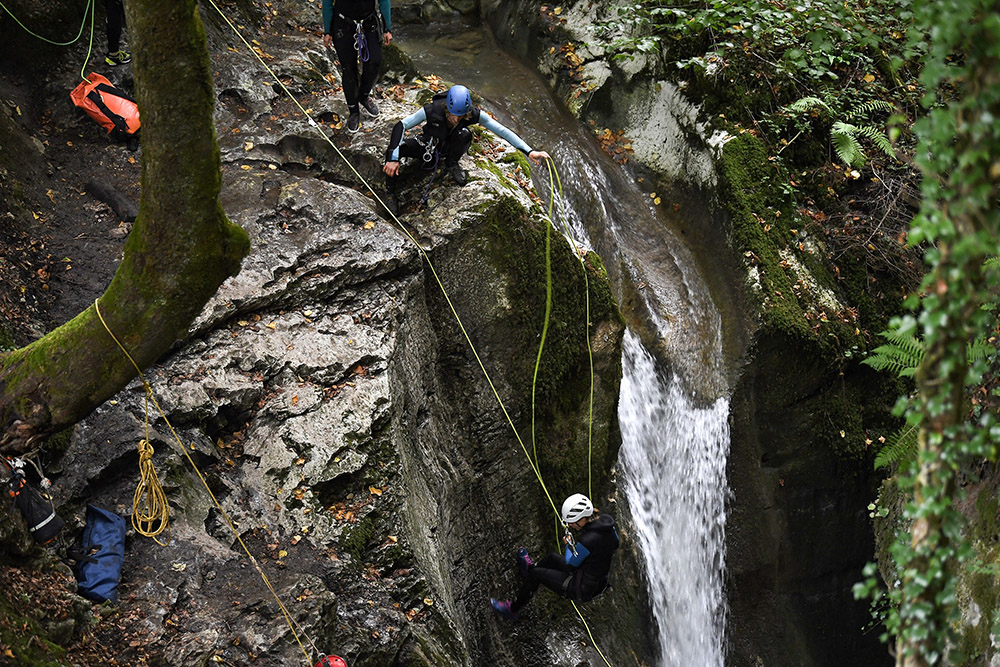 Martinique: deux morts dans un accident de canyoning