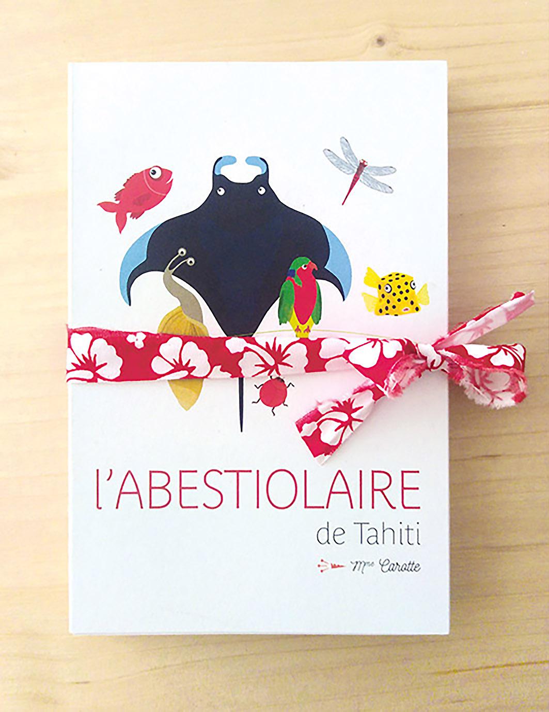 """Madame Carotte a imaginé un """"Abestiolaire"""""""
