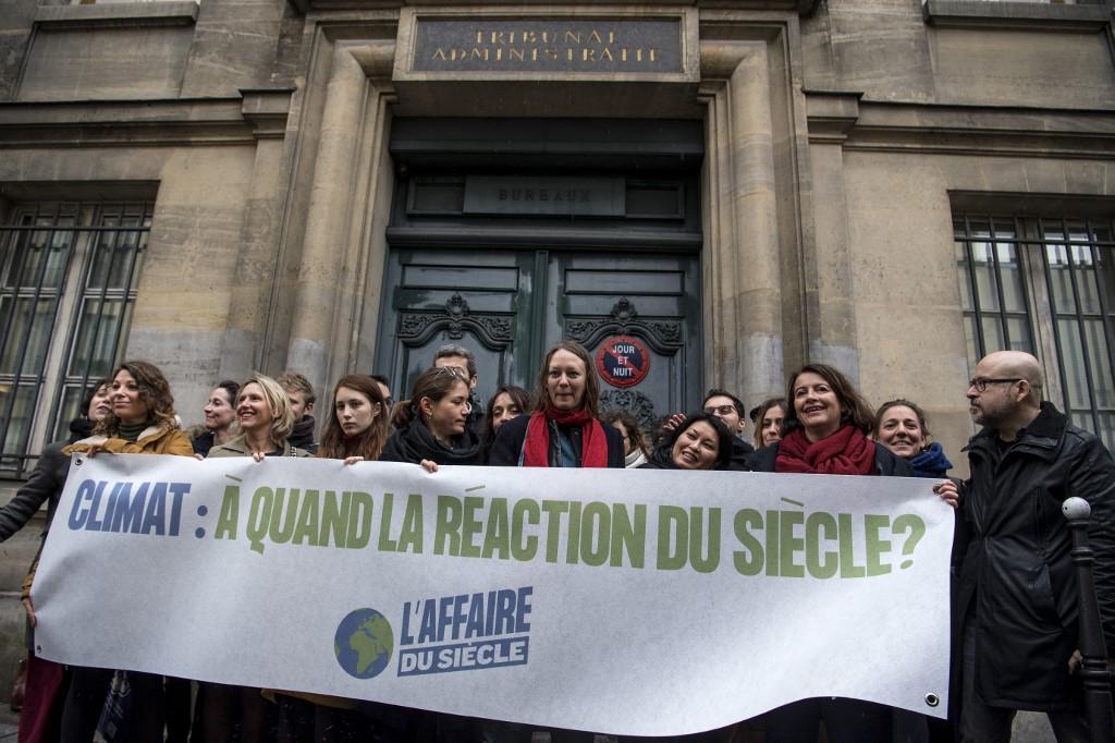 Procès pour inaction climatique contre l'Etat: appel à témoins au 1er anniversaire