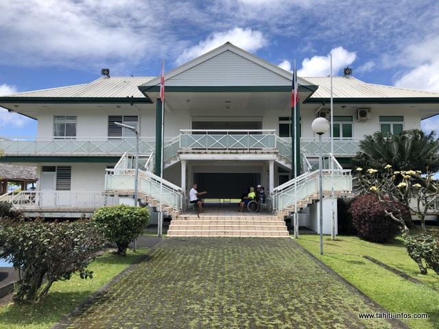 Les habitants de Tautira ont pu donner leur avis le projet de défusion lors de l'enquête publique réalisée en octobre 2018.