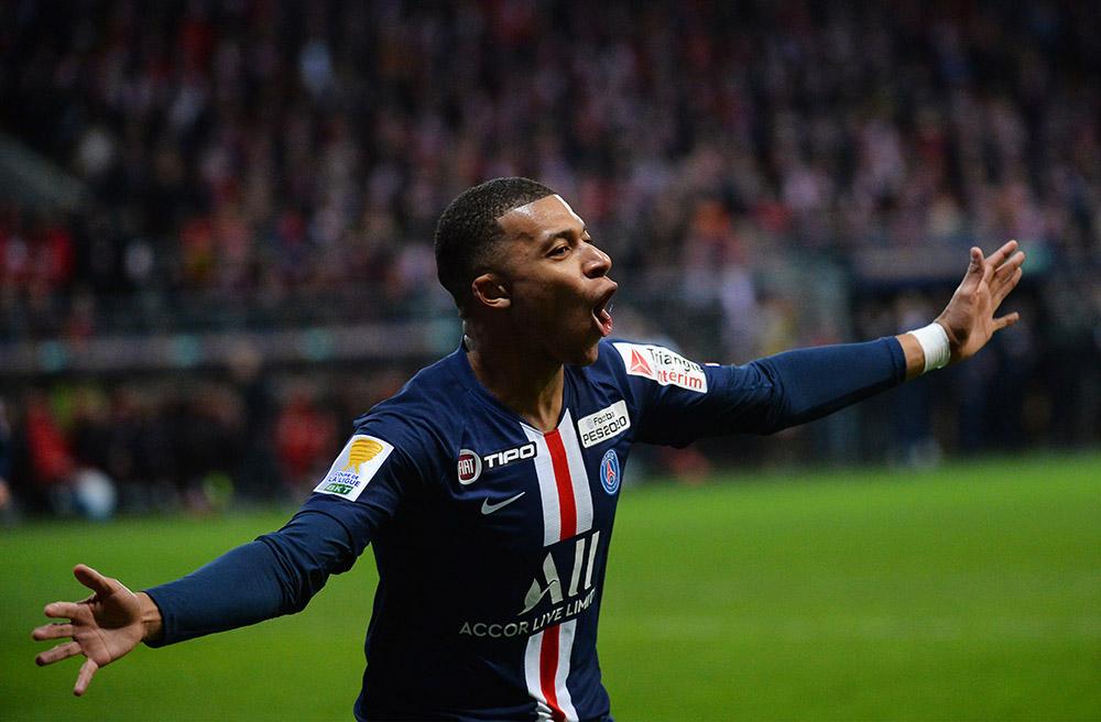 Coupe de la Ligue: le PSG facile, Lyon sans trembler
