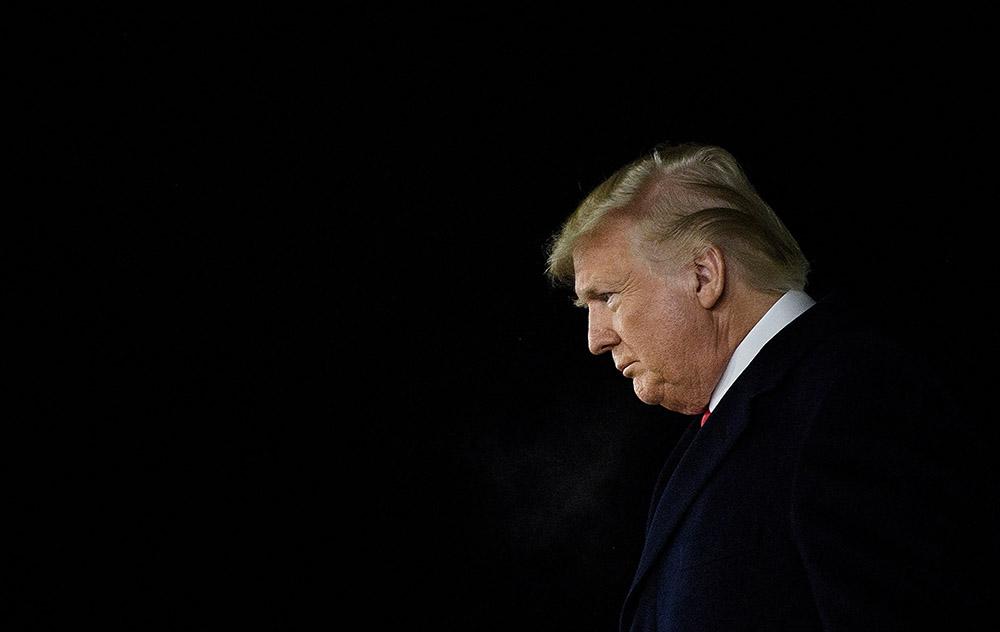 Mis en accusation au Congrès, Trump va y être jugé