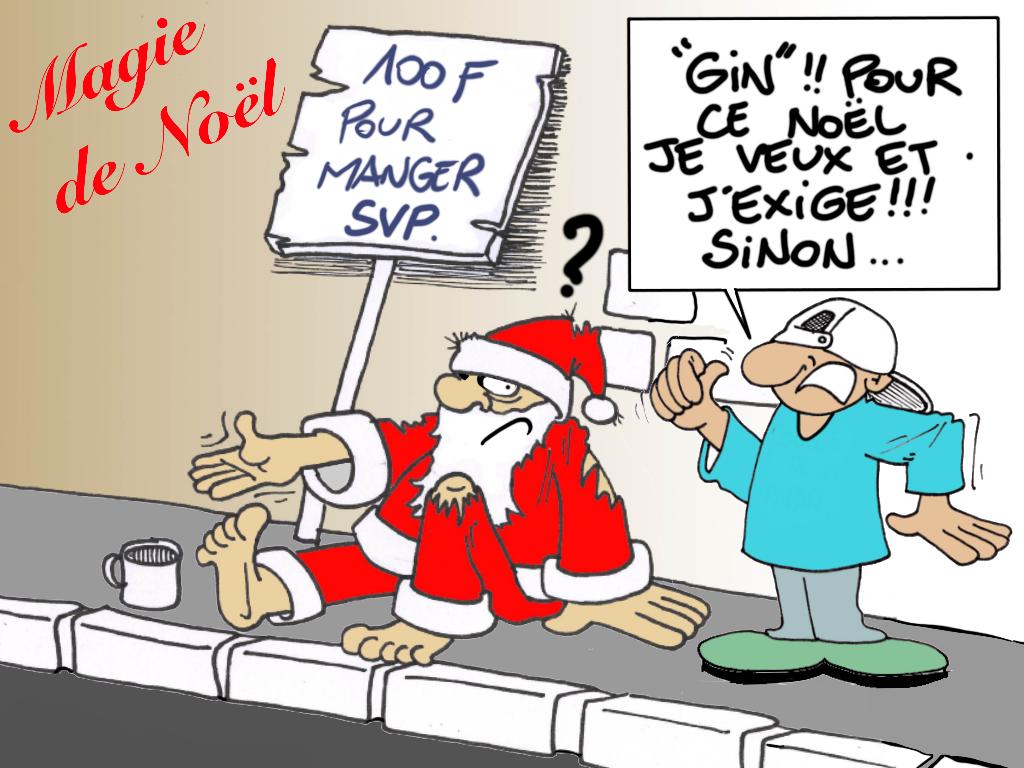 """J'exige SVP"", par Munoz"