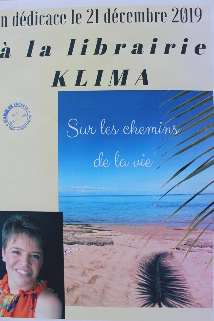 """""""Sur les chemins de la vie"""", le nouveau livre de Nathalie Salmon-Hudry"""