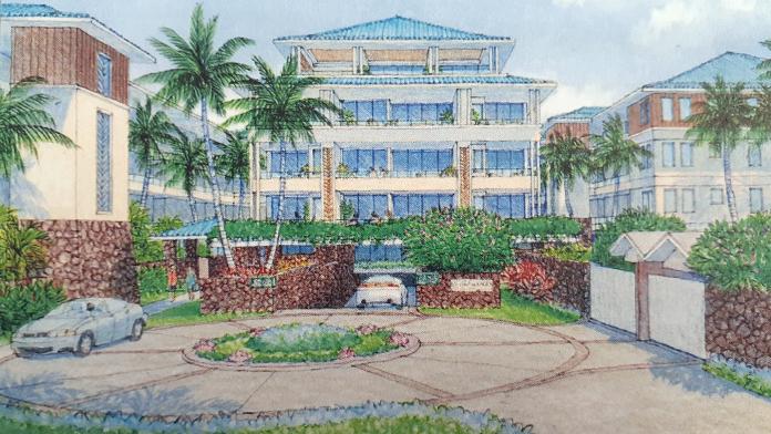 Le projet d'immeuble de la Pointe des pêcheurs suspendu