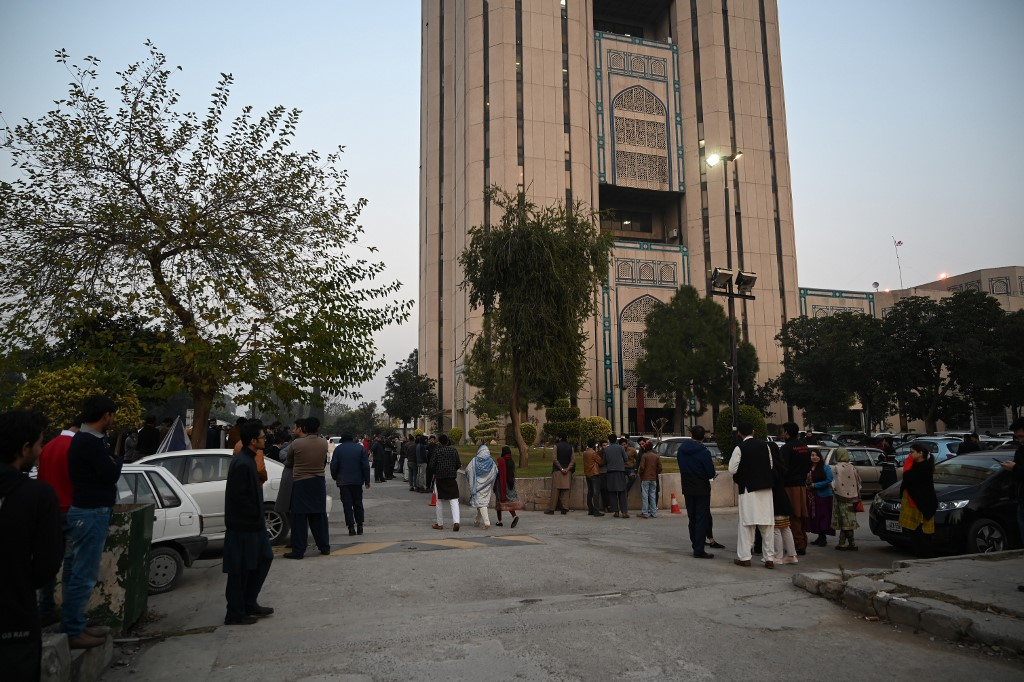 Séisme de magnitude 6,1 en Afghanistan et au Pakistan