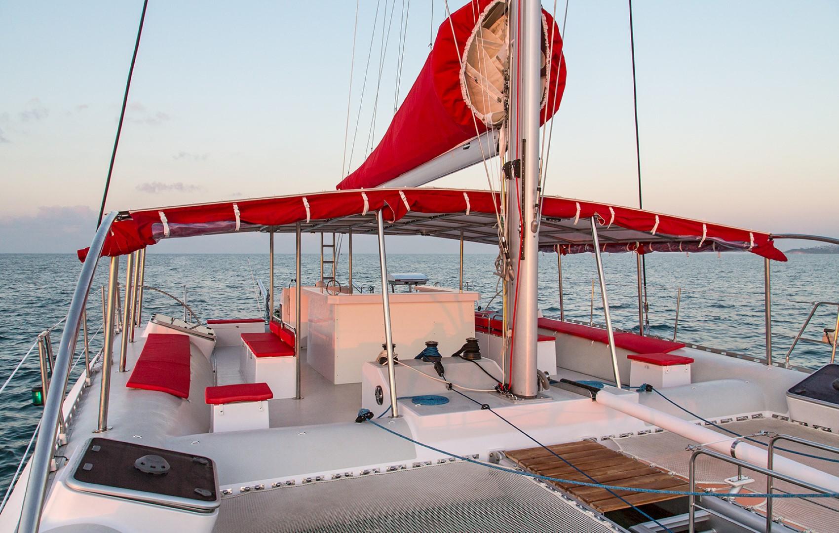 La défiscalisation nationale pour quatre nouveaux catamarans