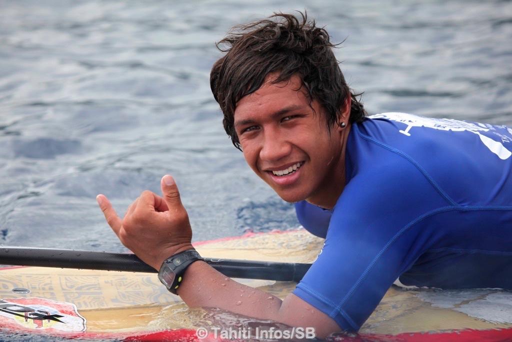 Poenaiki Raioha, un champion aussi humble que talentueux