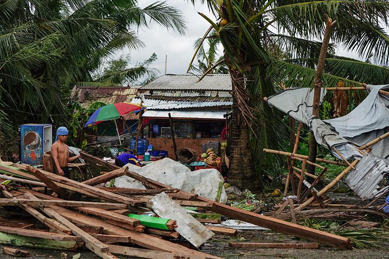 Climat: 15 catastrophes à plus d'un milliard de dollars en 2019