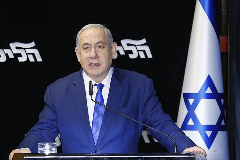 Israël: conforté à la tête du Likoud, Netanyahu prêt à repartir au combat électoral