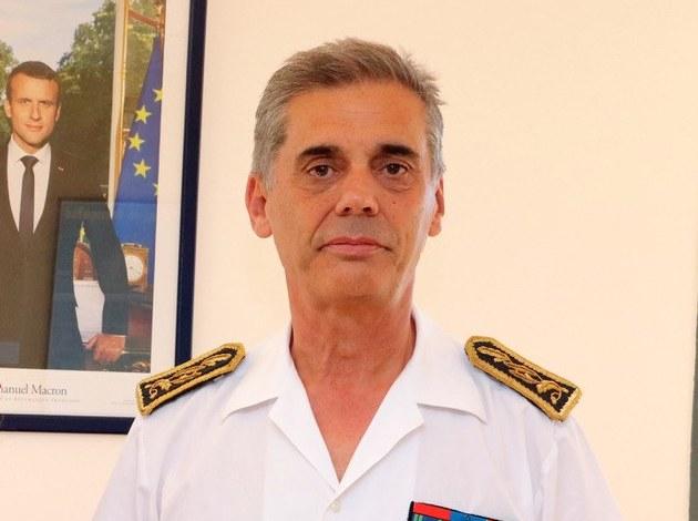 Les voeux du haut-commissaire Dominique Sorain