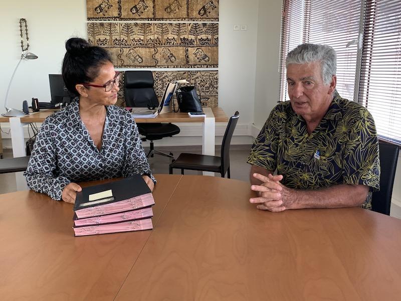 Claude Panero veut « s'inscrire dans la durée » à l'hôpital