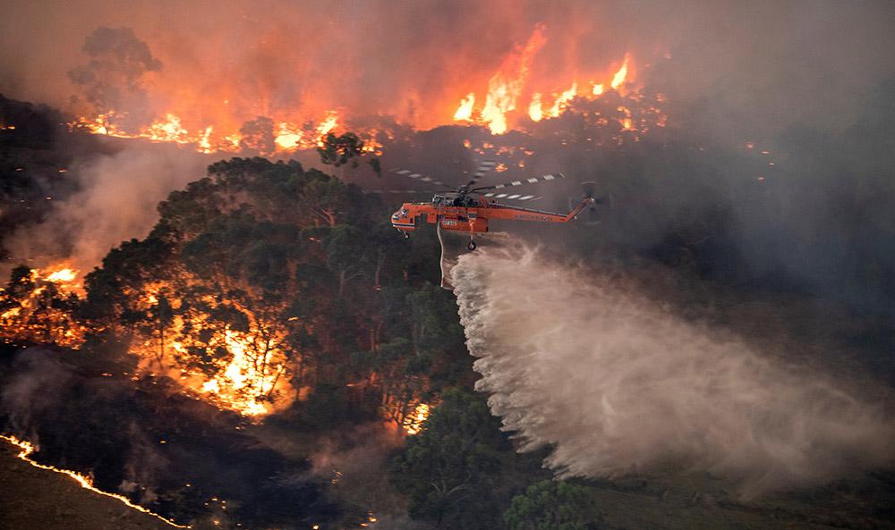Feux en Australie: nouvelles évacuations avant le retour de fortes chaleurs