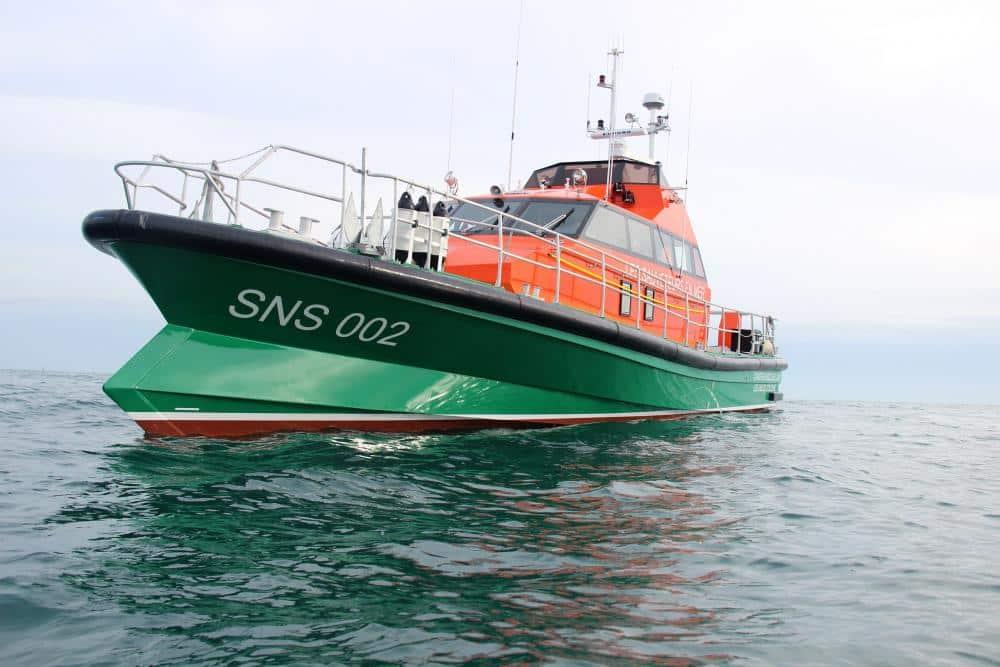 La navette de sauvetage des Marquises livrée en 2021
