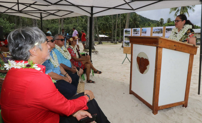 Erosion : Ta'ahiamanu fait plage nette