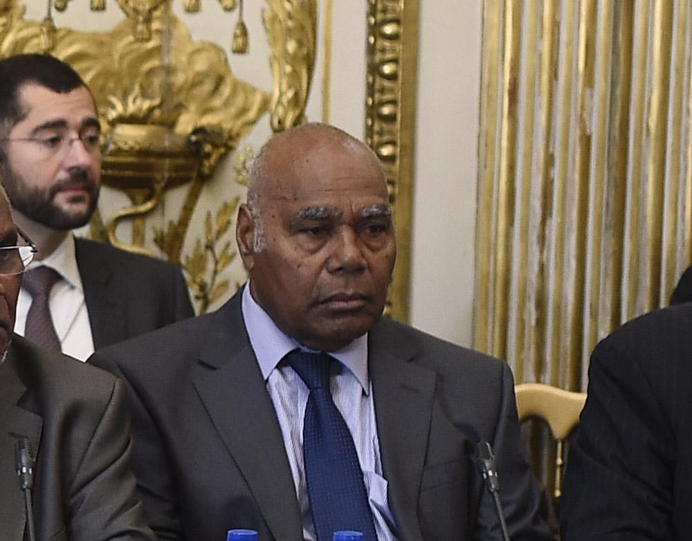 Nouvelle-Calédonie: décès du grand chef kanak et ex-sénateur LR Hilarion Vendegou
