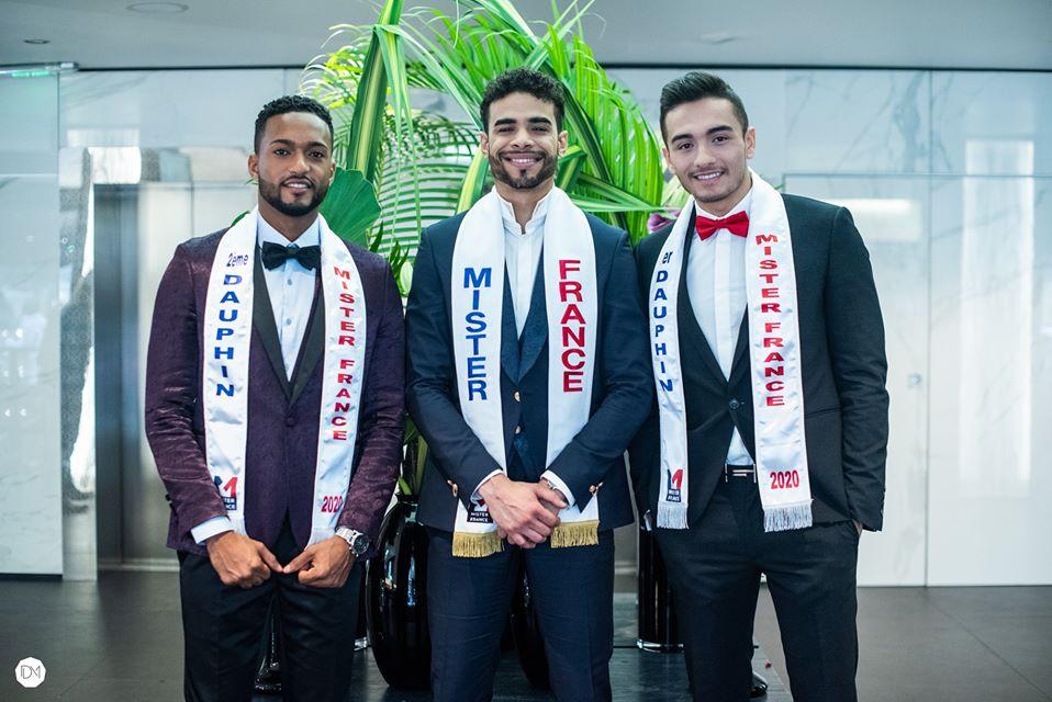 Pas de titre de Mister France pour Mister Tahiti
