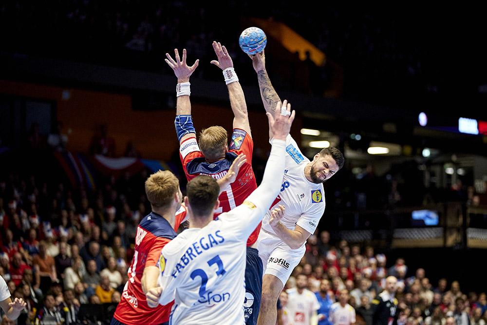 Euro de hand: le handball français en crise après le naufrage norvégien