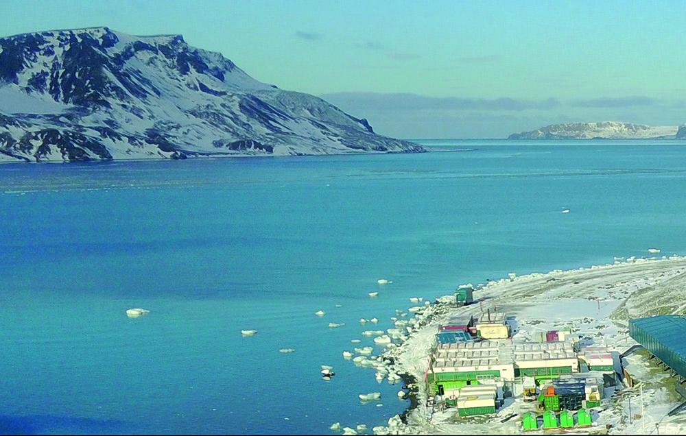Le Brésil inaugure une nouvelle base en Antarctique