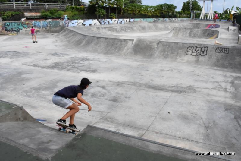 Litige sur le chantier du skatepark