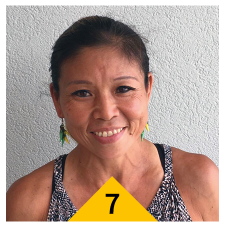 Challenger #7 : Clodyne Yu Hing
