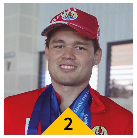 Challenger #2 : Rahiti De Vos