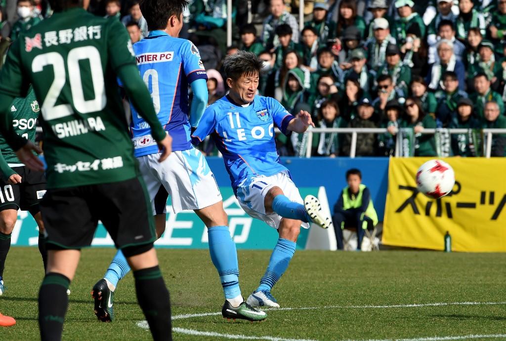 Foot: la star japonaise Miura, plus vieux joueur pro en activité, prolonge au Yokohama FC